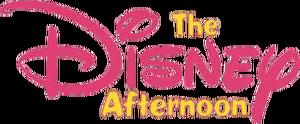 Disney Afternoon logo