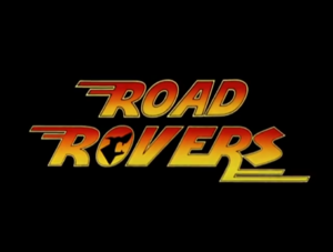 Road Rovers Title Card