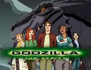 Godzilla Title Card