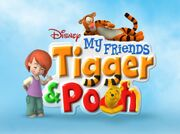 Winnie the Pooh - My Friends Tigger & Pooh Logo