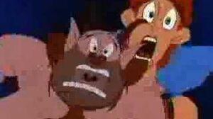 Disney's Hercules Opening
