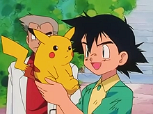 Pokémon episode 1 screenshot