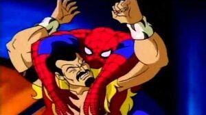 Spider-Man Opening