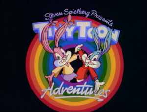 Tiny Toon Adventures Title Card