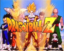 DBZ Title Card