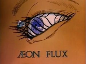 Aeon Flux Title Card