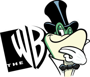 The WB Frog Logo