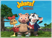 Jakers the adventures of piggley winks