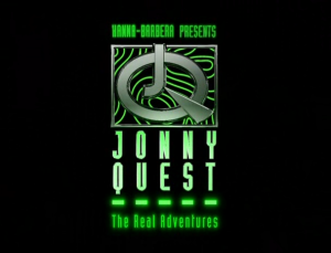 Jonny Quest Title Card