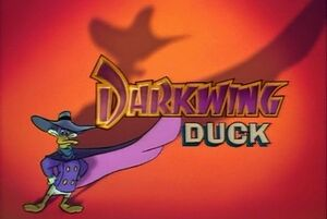 Darkwing Duck Title Card