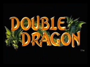 Double Dragon Title Card