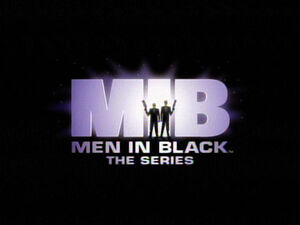 Men in Black The Series Title Card