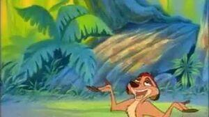 Timon & Pumbaa Opening