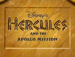 Hercules Title Card