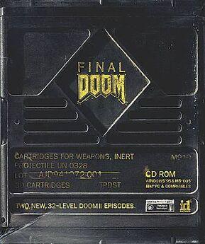 Final Doom box-art
