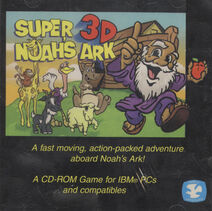 Super 3D Noahs Ark PC cover