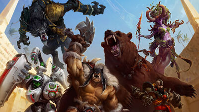 'Heroes of the Storm' Gets New Heroes Brawl Mode