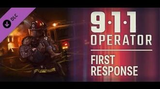 911 Operator - First Response DLC Trailer