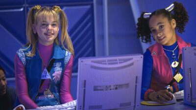 Zenon: Girl Of The 21st Century: Intellectual Films