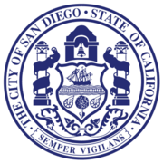 San Diego City Seal