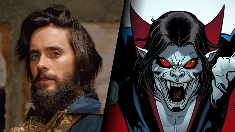 Jared Leto Morbius >> Why Jared Leto Would Make A Great Big Screen Morbius Fandom