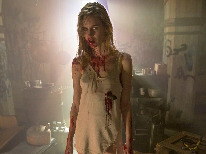 fear the walking dead zombie girl