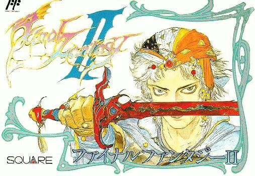 Final Fantasy II takes its first steps to forming its own identity