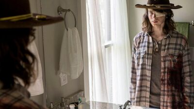 Why 'Walking Dead' Fans Are Agog At The Surprise Cameos In Carl's Dream