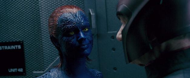X-Men Rebecca Romijin