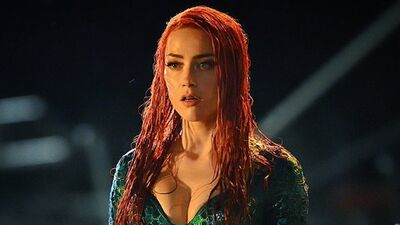 What Does Our First Look At Amber Heard's Mera Tell Us About 'Aquaman'?