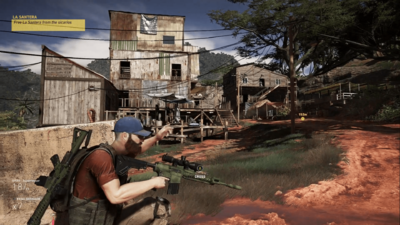 New 'Ghost Recon: Wildlands' Gameplay Showcases Single Player Action