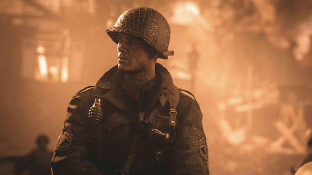 Call of Duty WWII graphics
