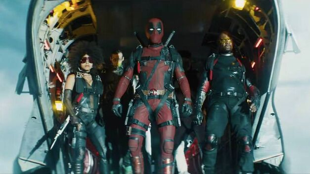 deadpool 2 team six pack