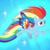 Rainbowfanka