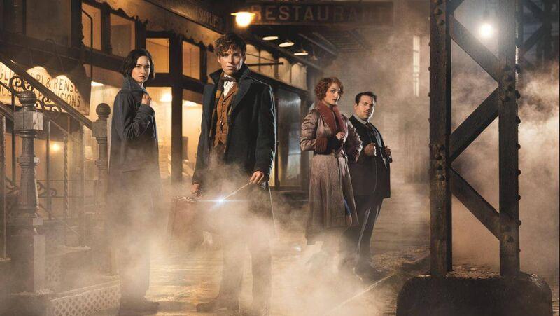 Fantastic Beasts: A Fantastic Tour | FANDOM