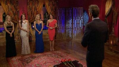 'The Bachelor': Arie Verbally Threatened During Awkward Hometown Dates