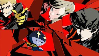 'Persona 5' Character Designer Shigenori Soejima at E3
