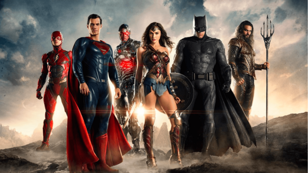 Justice League Comic Con 2016 SDCC Video Image