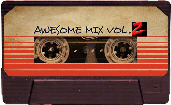Guardians Awesome Mix