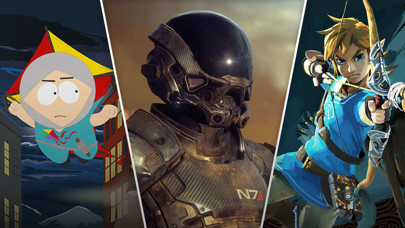 The Most Anticipated AAA Games of 2017