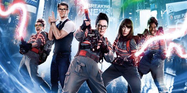 ghostbusters 2016-team