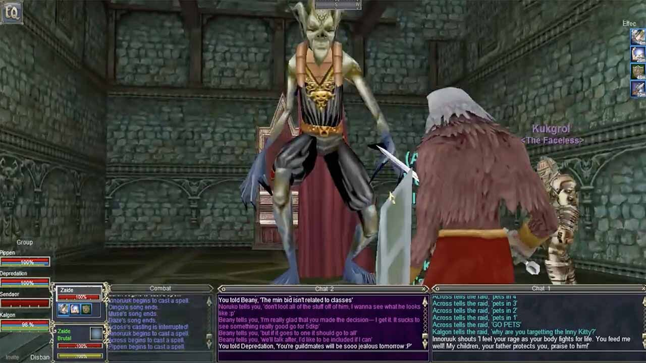 Everquest Gave Us The Hardest Raid In Mmos Fandom