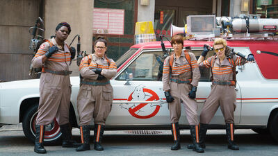 What the 'Ghostbusters' Coverage Says About Us