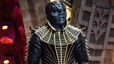 What Is Up With the Klingons in 'Star Trek: Discovery'?