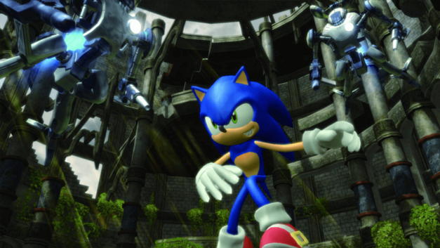 Sonic 2006 06 intro image worst game