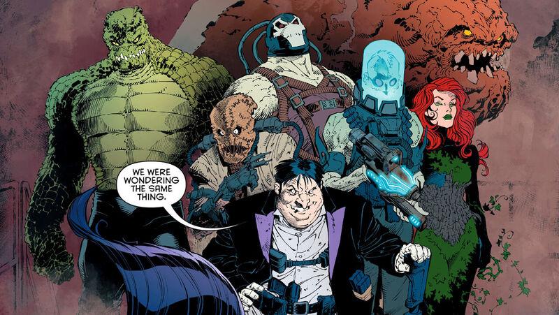 Image result for batman villains