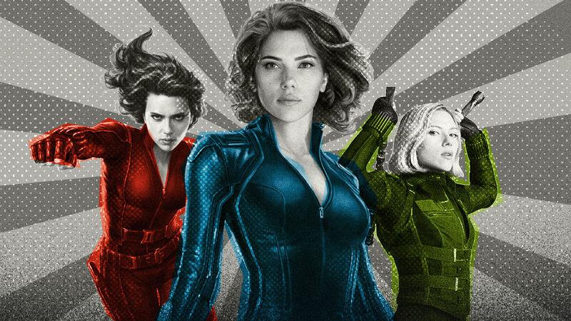Why Black Widow Is The Mcu S Most Tragic Character Fandom
