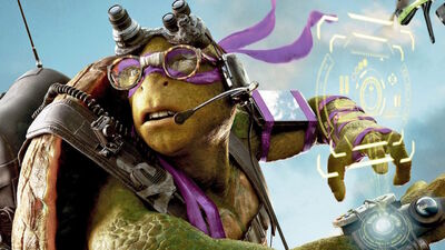 'TMNT: Out of the Shadows': An Interview With Jeremy Howard, AKA Donatello