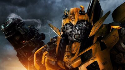 Watch Bumblebee Save the Day in New 'Transformers: The Last Knight' Trailer
