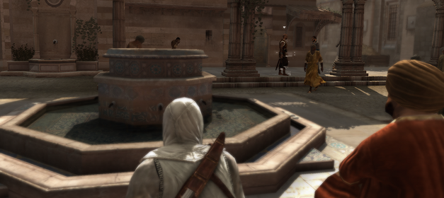 Fixing Assassin's Creed Mission Design